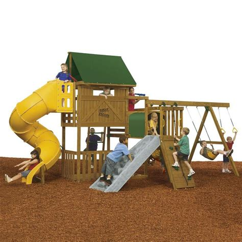 playstar great escape ready to assemble gold playset the