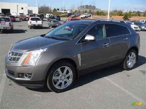2012 mocha steel metallic cadillac srx premium 60506806 gtcarlot car color galleries