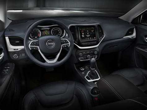 jeep cherokee sport interior 2016 2016 jeep cherokee price photos reviews features