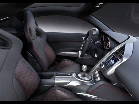 sexy moto: Audi r8 Interior