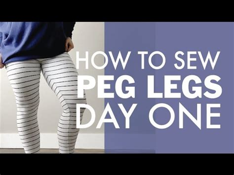 patterns for pirates peg leg tutorial how to sew peg leg leggings day one diby club my crafts