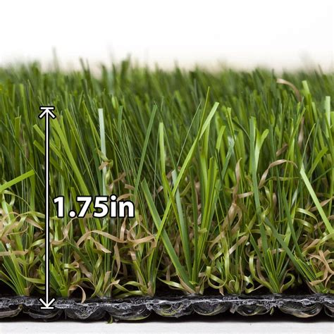 Natco Rugs Natco Tundra 3 3 4 Ft X 9 Ft Spring Lawn Artificial Turf