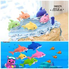 Topper Baby Shark Mini Doo Doo Set learn about family members with this play set for the baby shark from simple songs