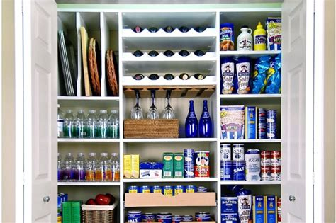 How To Organize A Small Pantry by How To Organize Your Kitchen Pantry