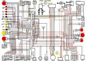 wiring diagram honda cbr1100xx honda ignition diagram elsavadorla