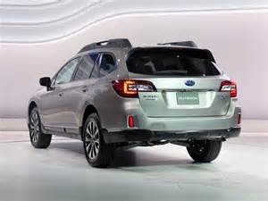 Subaru Outback Backup 2017 Subaru Outback Review Changes Release Date