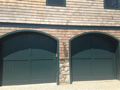 Custom Wood With Custom Arch 10 X 8 2 Aj Garage Door 8 Garage Door