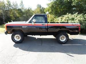 purchase used number 3 1990 dodge ram rod series