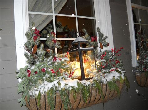 youtube how to decorate a christmas window box 25 best ideas about window boxes on winter window boxes window