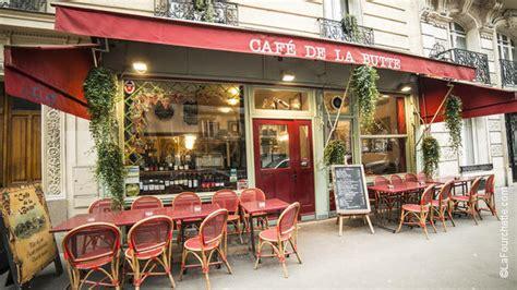 restaurant le caf 233 de la butte 224 paris 75018 montmartre