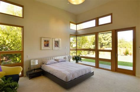 high bedroom windows 30 stylish floating bed design ideas for the contemporary home