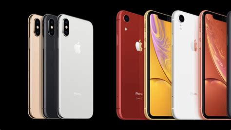 what s the difference between iphone xs and iphone xr comparison