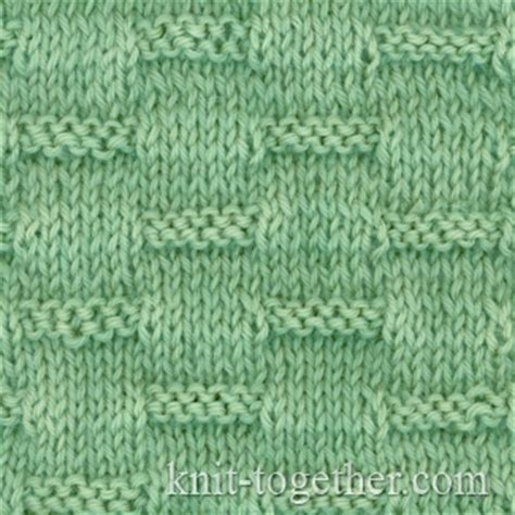 knit and purl stitch patterns knit together strokes pattern with needles knitting