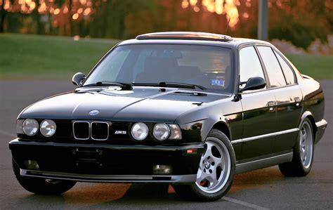 how does cars work 1993 bmw m5 instrument cluster dueling black on black e34 m5s for sale german cars for sale blog