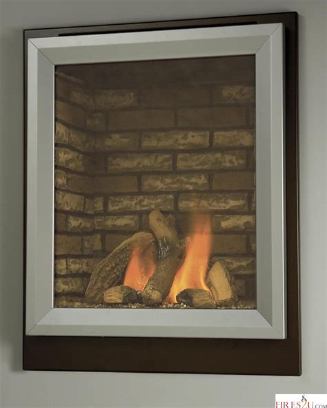 Gas Insert Fireplace by Verine Meridian High Efficiency Gas Fire Gas Fires
