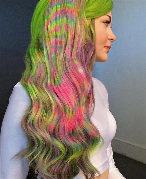 hair colors for teens hair color trends tye dye hair color trend teen vogue