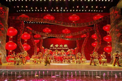 new year show in china clay paky broadcaster selects clay paky