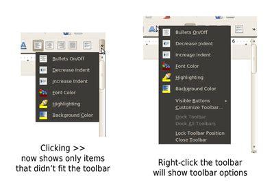 toolbar gtk 3 6 copiamos toolbar de qt taringa libreoffice 3 6 notas da vers 227 o the document foundation