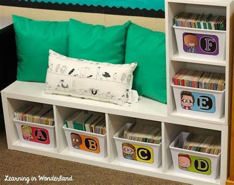 bookcase with reading nook 1000 images about classroom ideas on pinterest rainbow