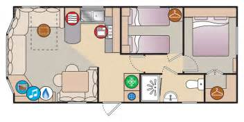 caravan floor plans newquay caravan holidays cornwall park porth