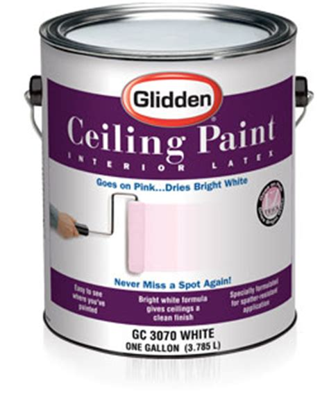 House Paint Products Paint Selection Tools Glidden 174 Paint Ceiling Paint That Goes On Pink