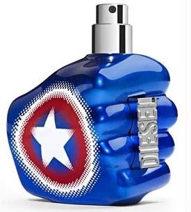 Parfum Diesel Captain America For Original Reject only the brave captain america diesel cologne a