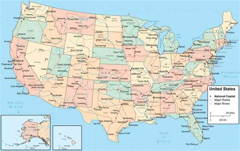 maps of the united states for map u s states map travel holidaymapq