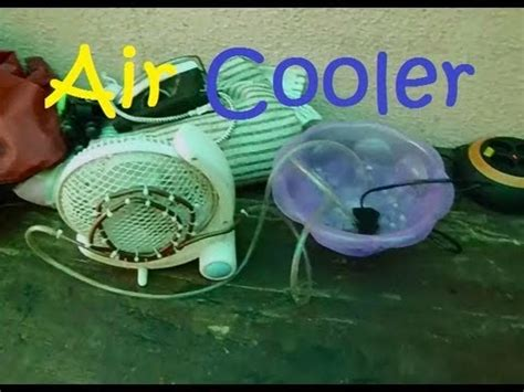 how to make a room cooler how to make a ac air cooler