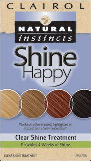 Review Shine Happy From Clairol by Style Bard Product Review Shine Happy