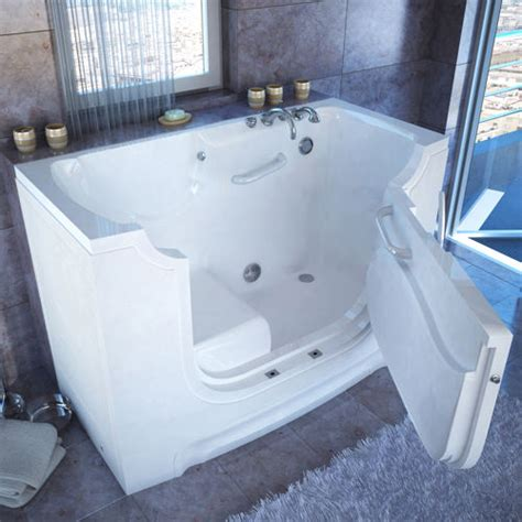 Wheelchair Accessible Bathtub by In Suite Design