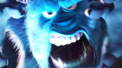 Inc Sulley sully monsters inc roaring www pixshark images galleries with a bite