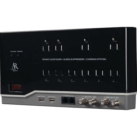 acoustic research arht home theater power conditioner