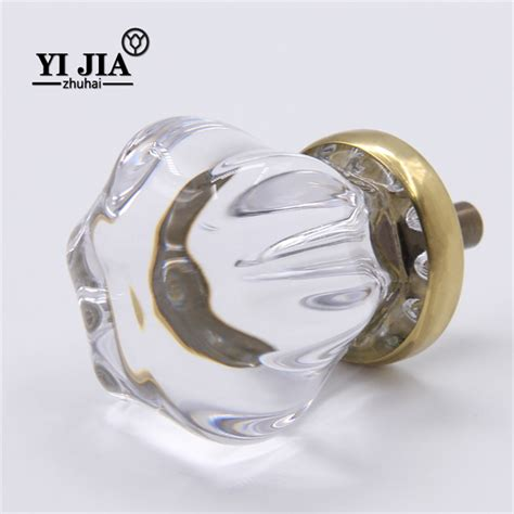 decorative glass knobs decorative glass cabinet knobs and pulls yijia crystal