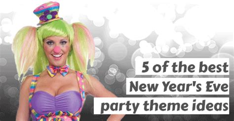new year themed costume 5 of the best new year s theme ideas costume