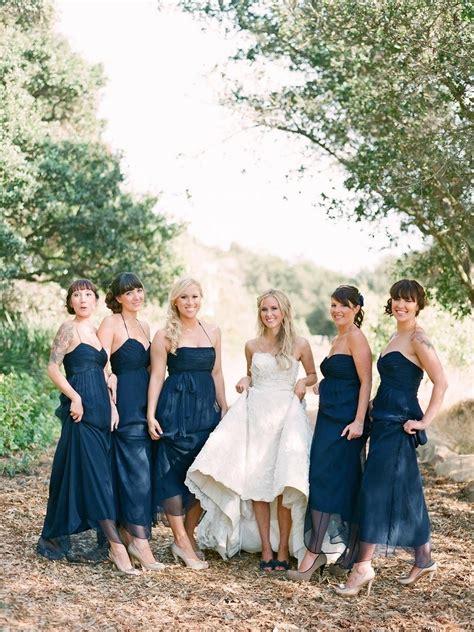 Jeally Dress Navy bridesmaid dress chic s world