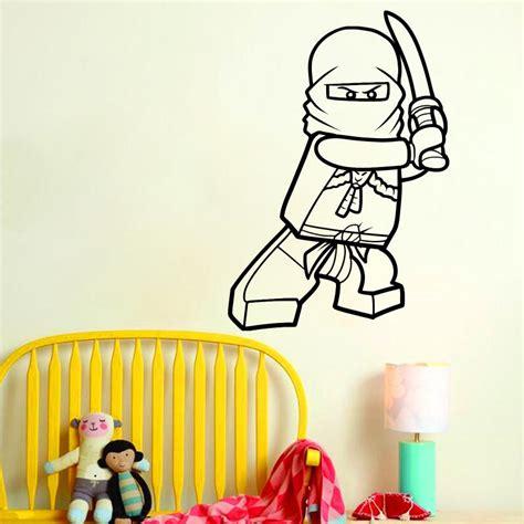 Lego Wall Sticker d 233 coration chambre tortue ninja raliss com