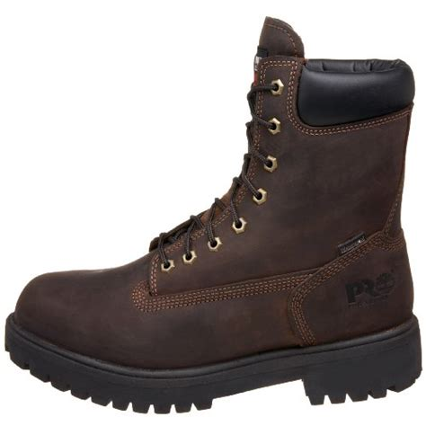 Sepatu Boot Metal timberland pro mens direct attach 8 waterproof