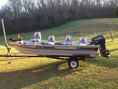 used aluminum fishing boats for sale in ohio sea nymph boats for sale in ohio