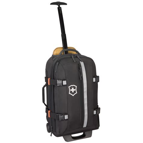victorinox ch 97 2 0 tourist 22 quot expandable carry on
