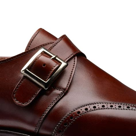 Fashion Leather Formal Shoes fashion wingtip brogue dress leather monk shoes mens