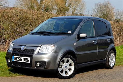 fiat panda 100hp review fiat panda 100hp from 2006 used prices parkers