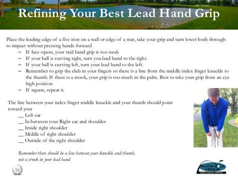 natural golf swing understanding your natural golf swing