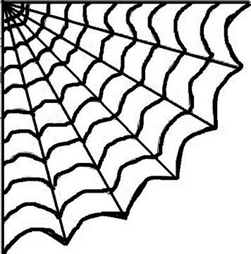 Wobisobi Hot Glue Spiderweb Diy Spider Web Template