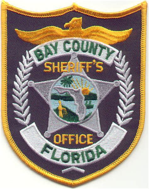 Bay County Sheriff Office by Florida