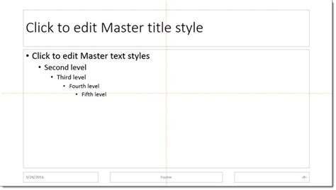 layout guides powerpoint powerpoint guides master vs slide the powerpoint blog