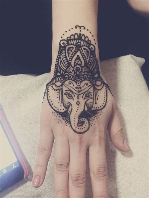 henna tattoo hand elephant 25 best ideas about henna elephant on henna