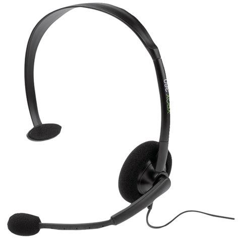 Headset Microsoft microsoft 11661 xbox 360 r headset