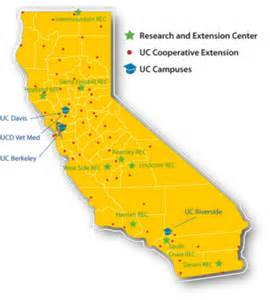 uc california map our culture agriculture and resources