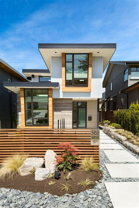eco modern homes award winning high class ultra green home design in canada