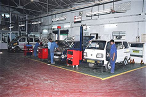 Service Center Suzuki Maruti Suzuki Car Service Center In Thane Car Workshop